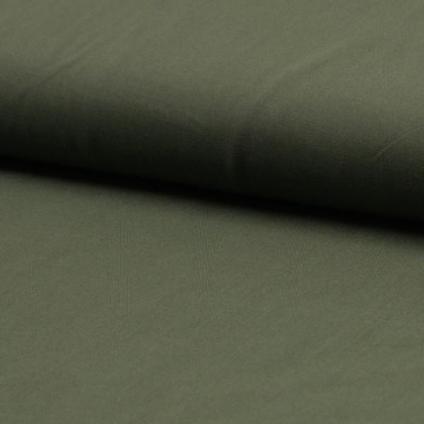 Viskosewebstoff, khaki