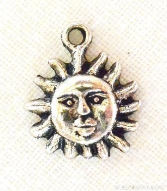 Sonne, Charm, nickel