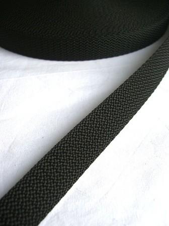 Gurtband, schwarz