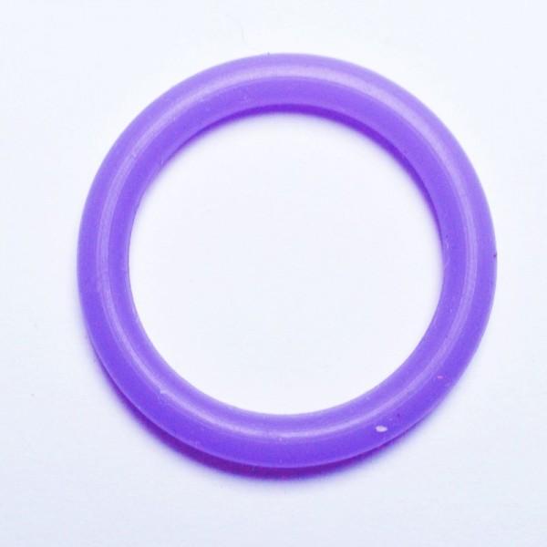O-Ringe für Schnuller, violett