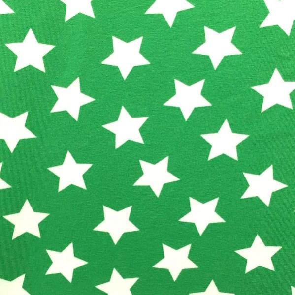 Tom, große Sterne grün, Jersey