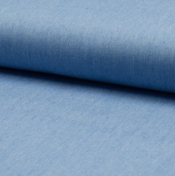 Sommerjeans Chambray helles jeansblau