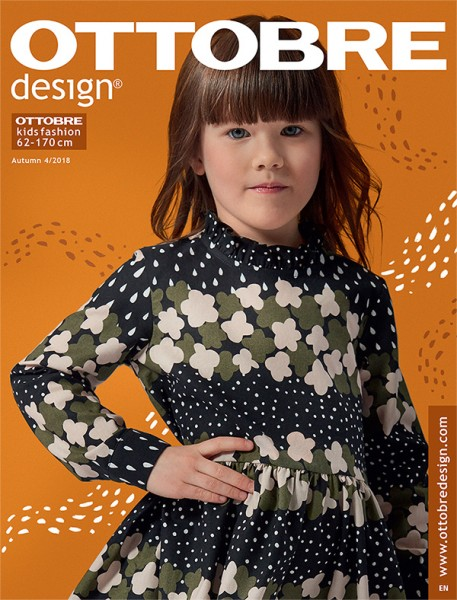Ottobre Kids Fashion, Herbst 4/2018
