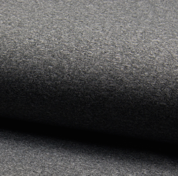 Softshell grau-meliert