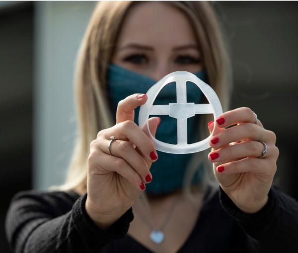Protekt Me Talk für MNS-Masken