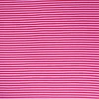 lillestoff Bündchen glatt rot/rosa