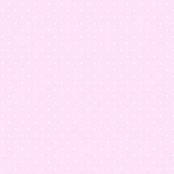 Luna Mini-Pünktchen rosa, Jersey