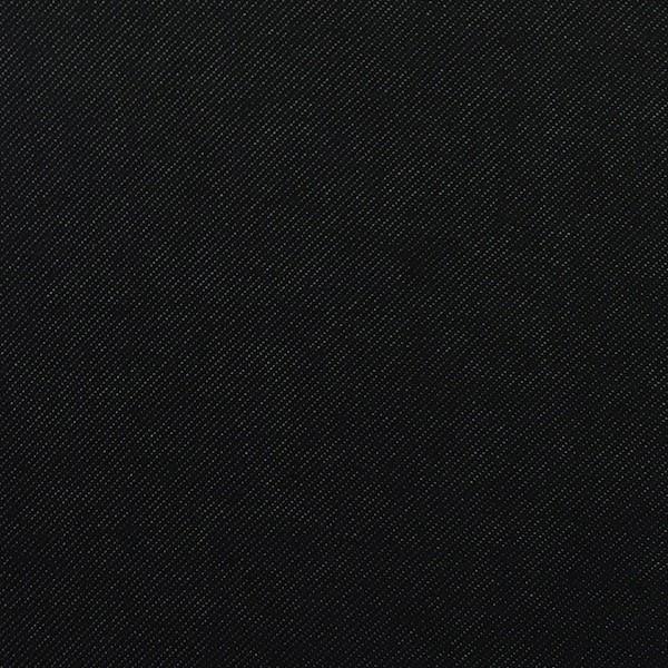 Top-Jeansjersey, schwarz