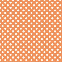 Riley Blake Small Dots orange