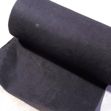 Starkes, aufbügelbares (Stick)Vlies für Taschen u.ä., schwarz