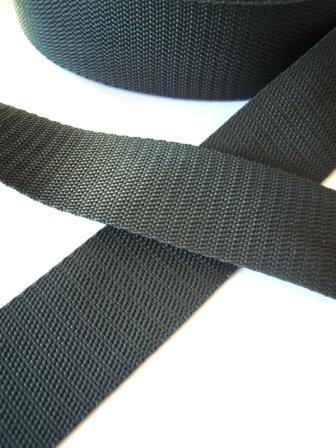 Gurtband, dunkelgrau