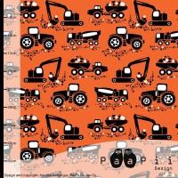Machines orange, Bio-Jersey