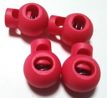XL Kordelstopper, pink