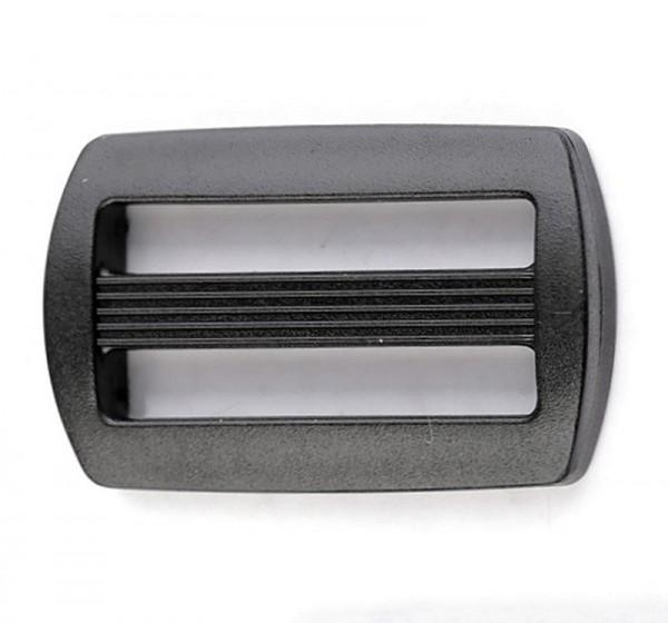 Kunststoffschieber, 20 mm, schwarz