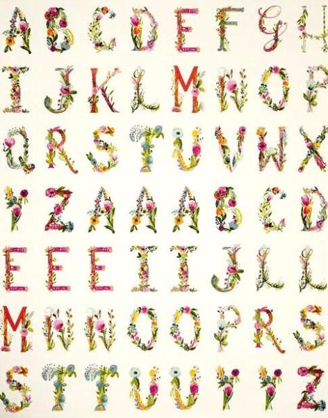 Art Gallery Joyeux Alphabet