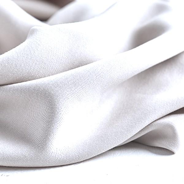 Tencel- Webstoff weiß