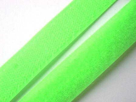 Klettverschluss, grün