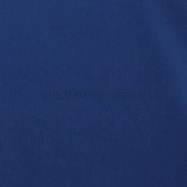 Viskosewebstoff, royalblau