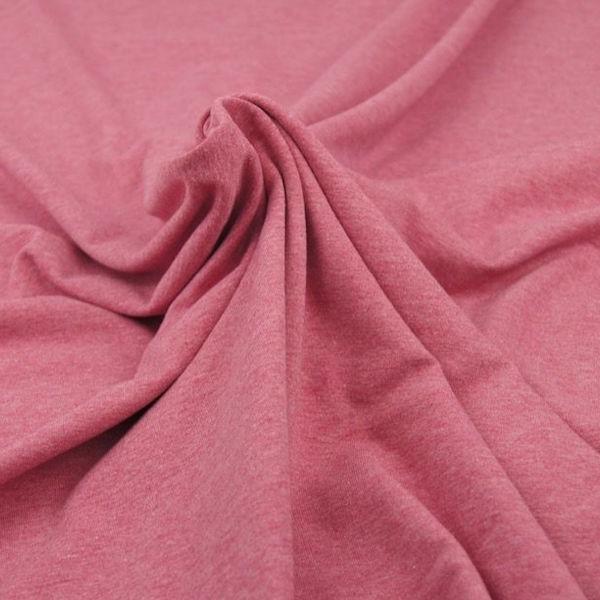 Jersey, pink-meliert