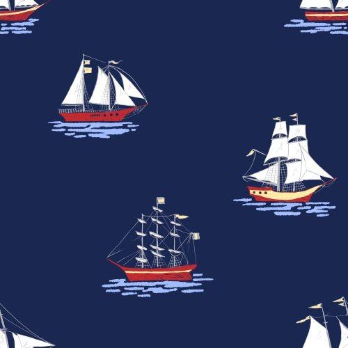 Michael Miller, Ships blue