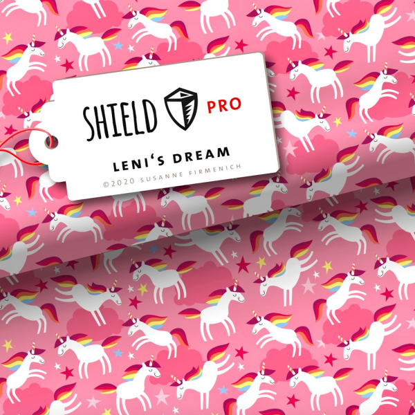 SHIELD Jersey, Lenis Dream, Einhörner rosa