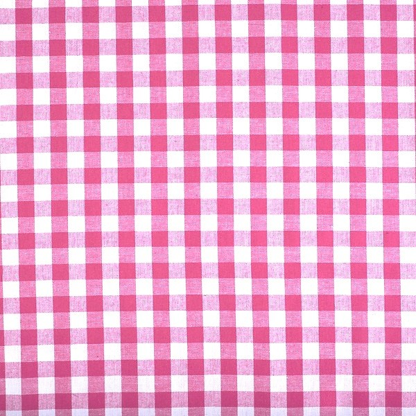 Vichykaro, groß, pink