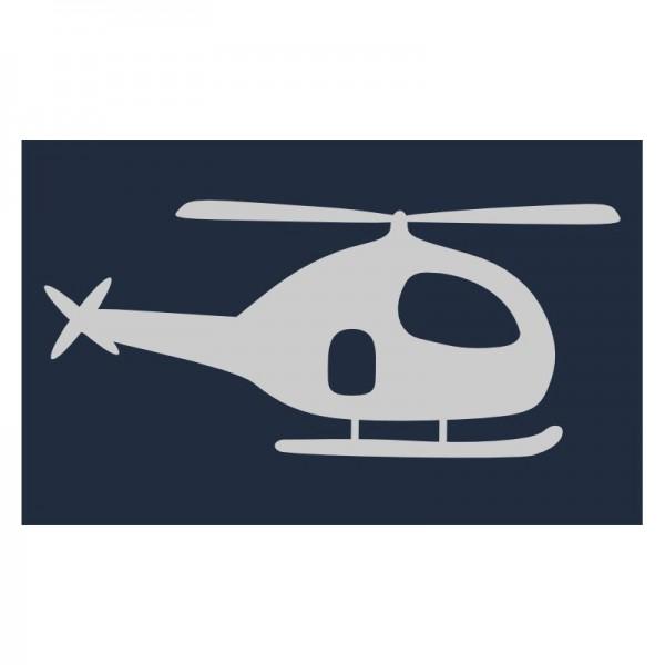Reflektoraufbügler, Hubschrauber, groß