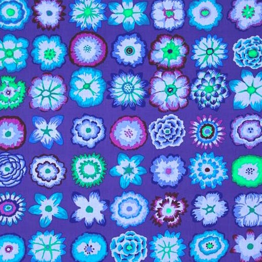 Kaffe Fassett Button Purple