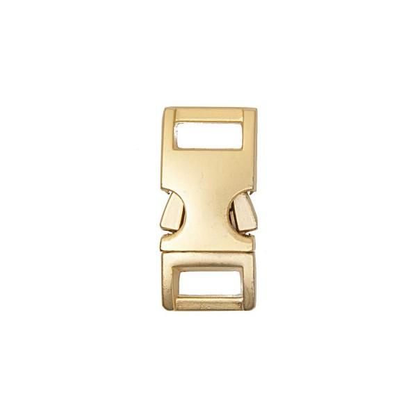 Metallschnalle, gold, 14 mm
