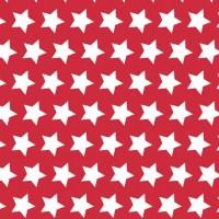 Riley Blake Basic Stars red
