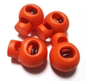 XL Kordelstopper, orange
