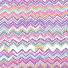 Rowan Zig-Zag pink-lila, Webstoff