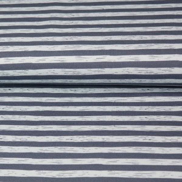 Stenzo Kritzelstreifen grau/hellblau, Jersey