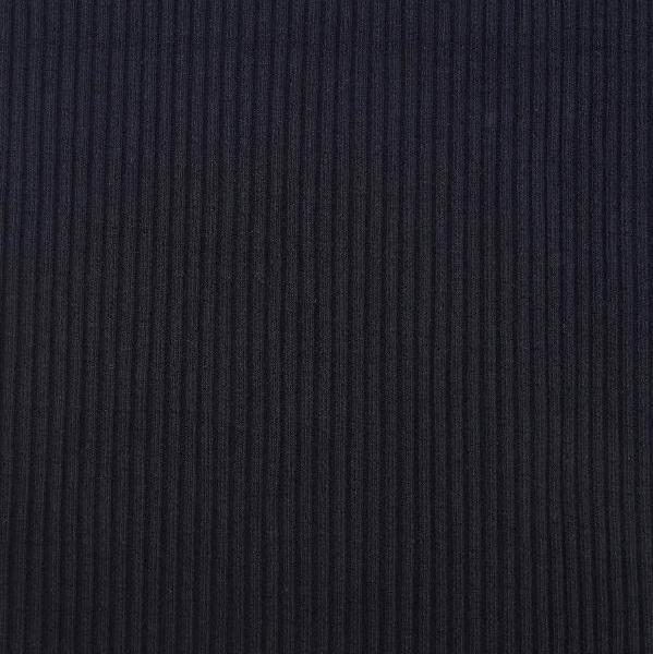 XL Ripp-Jersey, schwarz