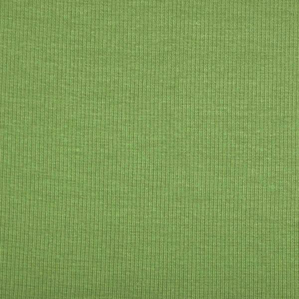 Ripp-Bündchen waldgrün