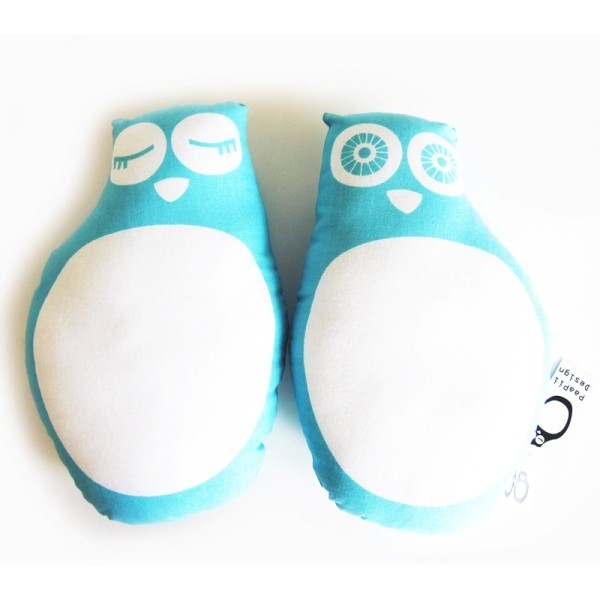 DIY OWL turquoise, Design Kit *SALE*