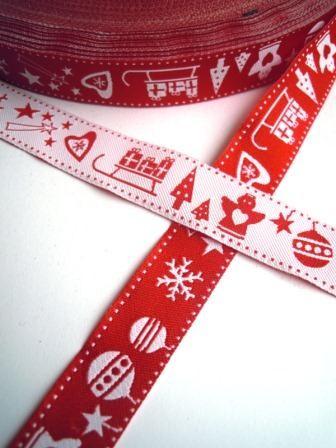 Fröhliche Weihnachten, Webband
