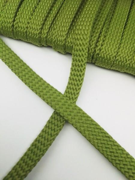 Hoodieband, 10 mm, oliv