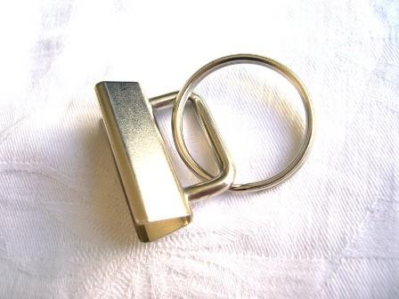 Clip für Schlüsselband - rechteckig