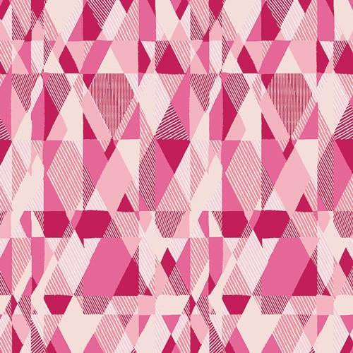 Art Gallery Essentials, Intertwill Blush Webstoff