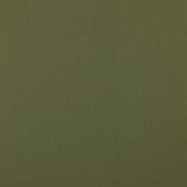 Baumwollstoff fein/Voile, olivgrün