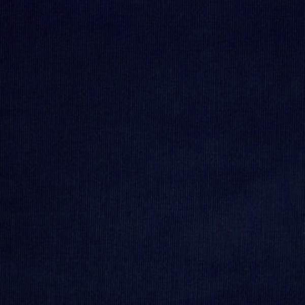 Feincord dunkelblau