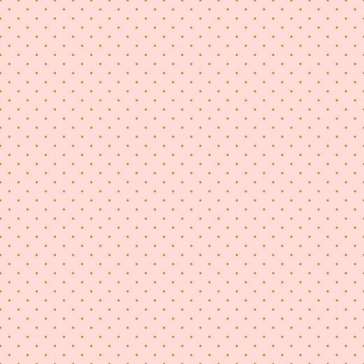 Bio-Jersey, Mini-Dots rosa