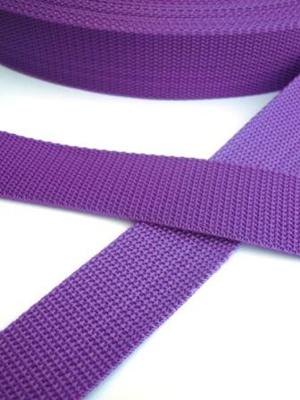 Gurtband, violett