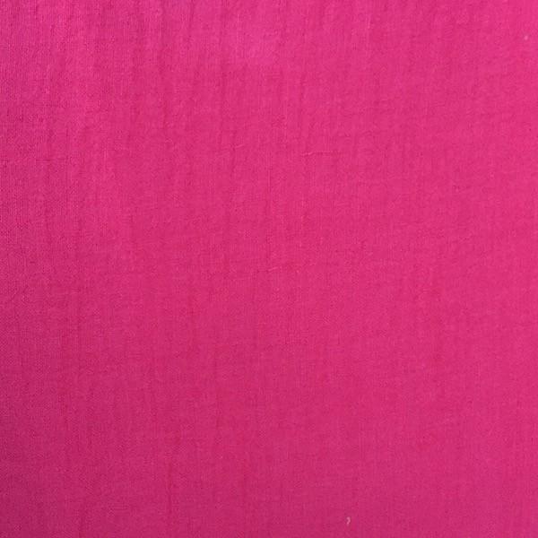 Feines Reinleinen pink
