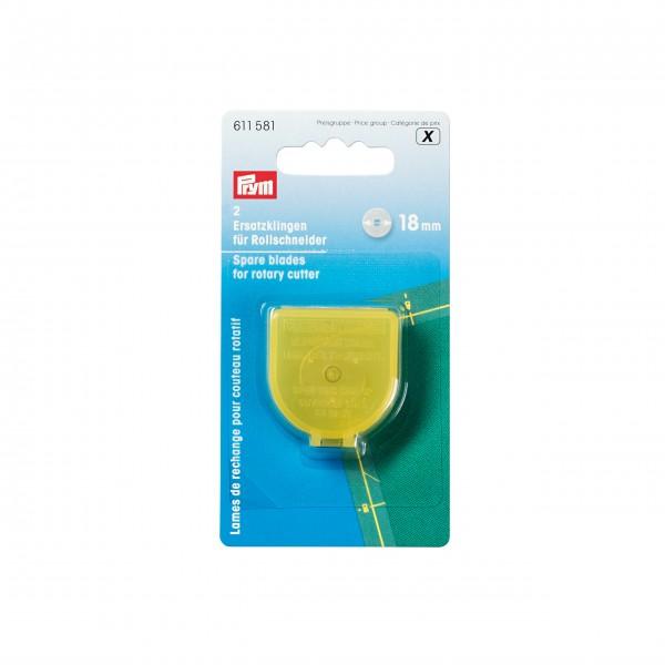 PRYM Ersatzklinge für Rollschneider, 18 mm