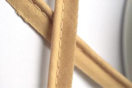 Baumwollpaspel, beige