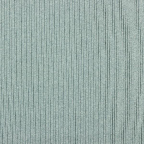 XL Ripp-Jersey, mintgrün-meliert