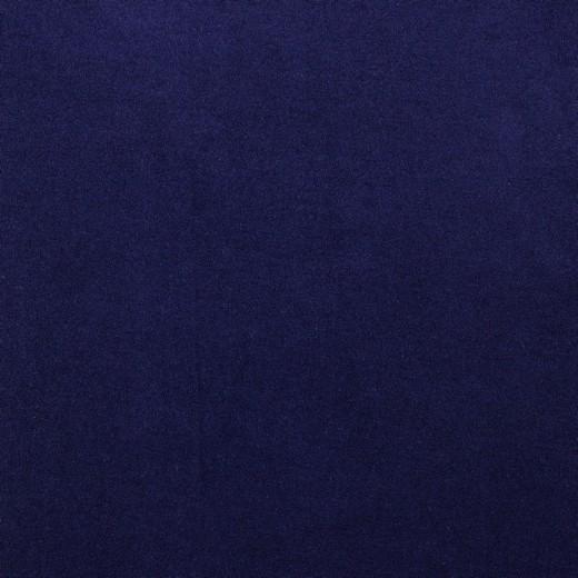 Stretchfrottee-Jersey, dunkelblau