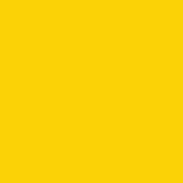 Baumwollstoff gelb